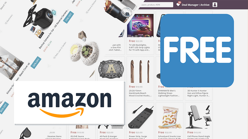 How to ACTUALLY get free Amazon products (yes, really)